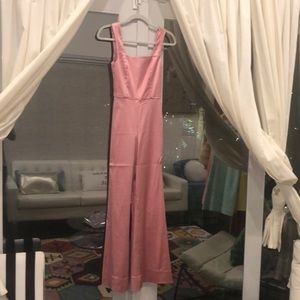 NEW PINK JUMPSUIT/ROMPER from STAUD